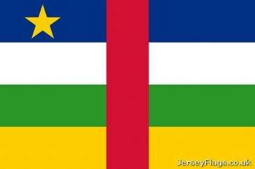 Central African Republic  (C.A.R.)
